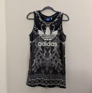 Last chance! Adidas Original Print Jersey Dress